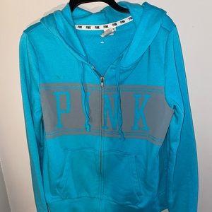 Long sleeve zip up light jackets